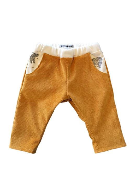 Pantalon Teddy