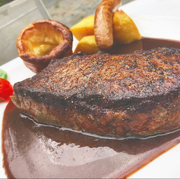 Manx Ballahig Sirloin Steak