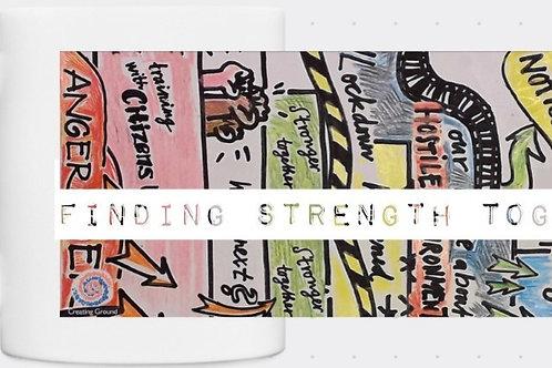 Stronger Together Mug