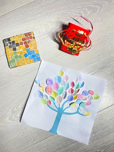 Community Arts & Crafts