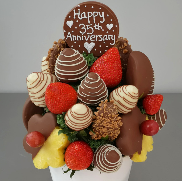 Sweet Tooth customized for Anniversary