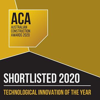 Construction innovation award