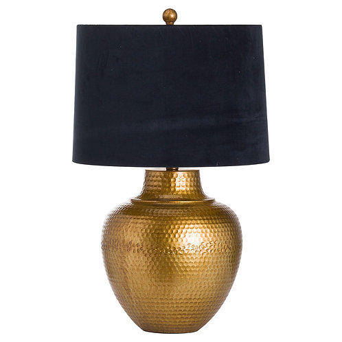 Oro Bronze Table Lamp