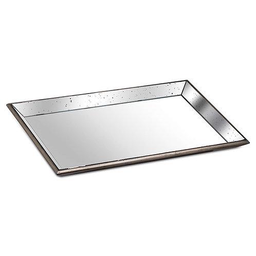 Savannah Large Mirrored Tray