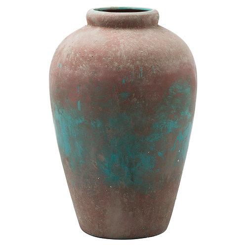 Elena Large Antique Tall Vase