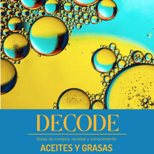 DECODE Aceites & Grasas