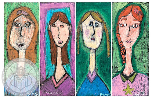 Modigliani Self-Portraits