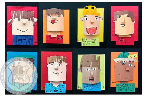 3D Self-Portraits