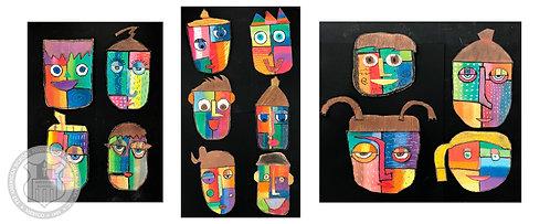 Silberzweig Self-Portraits