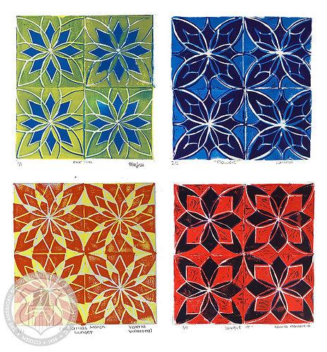 Primary Symmetry Prints