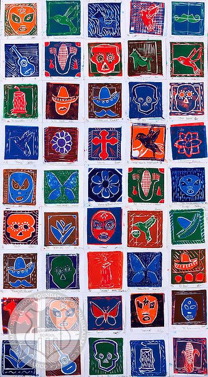 Iconografía Mexicana