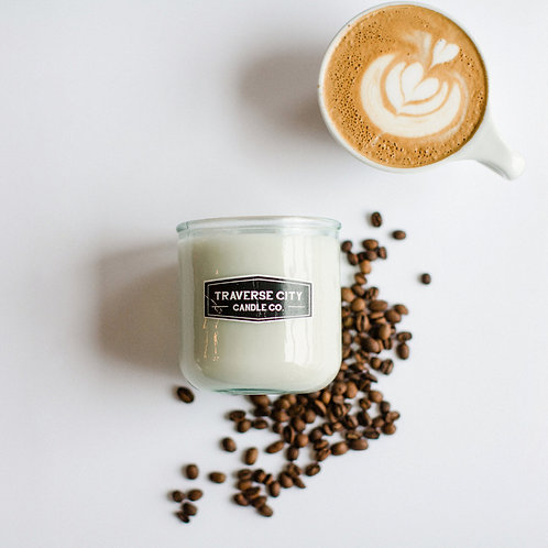 Morning Coffee Candle by Traverse City Candle Company
