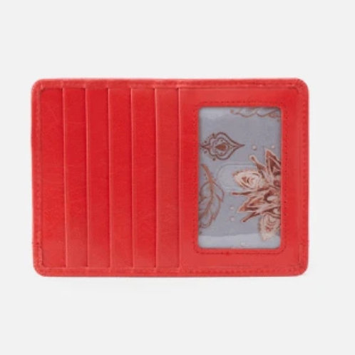 Euro Slide Wallet in Rio Red by HOBO