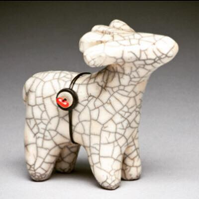 Raku Animals by 100 Horses