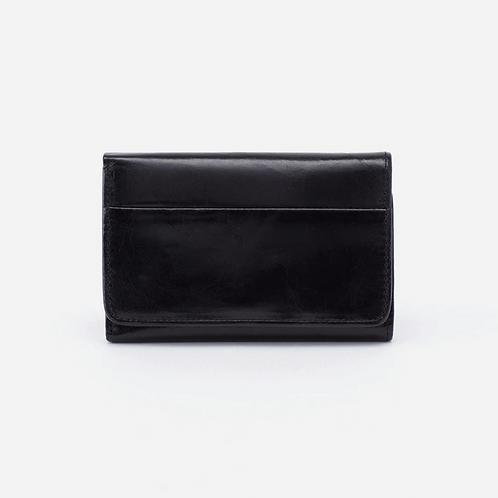 Jill Wallet in Black by HOBO