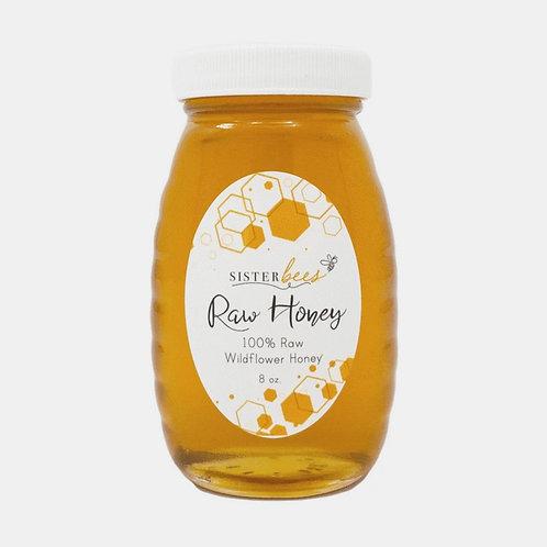 100% Raw Michigan Wildflower Honey by Sister Bees