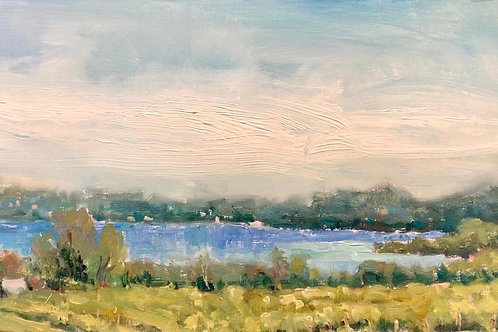 'East Bay View' by Lori Feldpausch