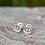 Thumbnail: Conifer Couple Post Earrings by Beth Millner