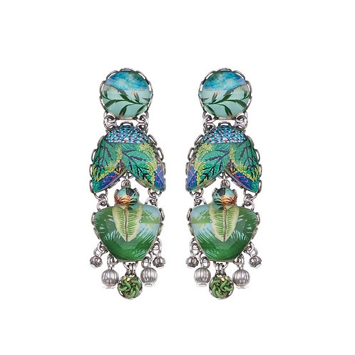 Sweet Leaf Supria Earrings by Ayala Bar R1370