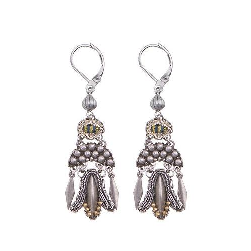 Indigo Hazel Earrings by Ayala Bar (N1392)