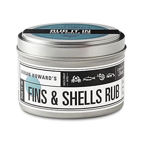 Fins and Shells Rub by Vivian Howard's Put-Ups