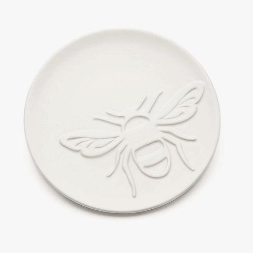 Bee Plate by Beehive Handmade
