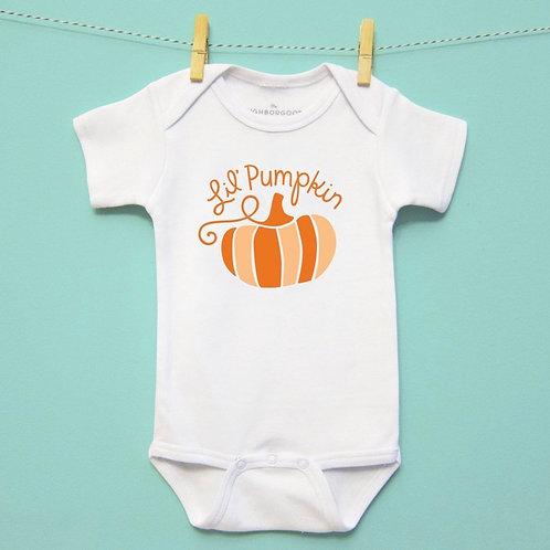 Lil Pumpkin Onesie by The Neighborgoods