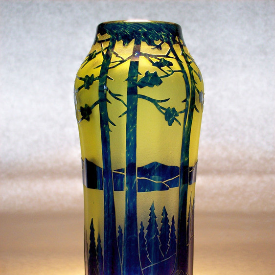 Vases by George Bochnig