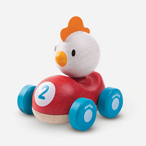 Chicken Racer by PlanToys