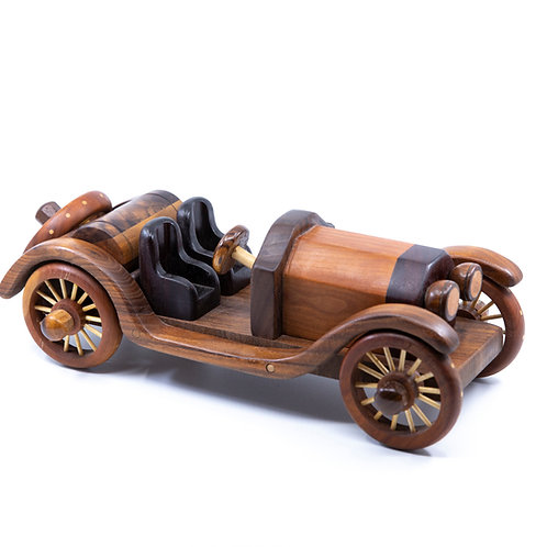 Stutz Bearcat Wood Car by Baldwin Toys