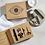 Thumbnail: Men's Grooming Cardboard Set by Santa Barbara Design Studio