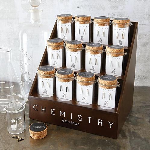 Chemistry Earrings by Santa Barbara Design