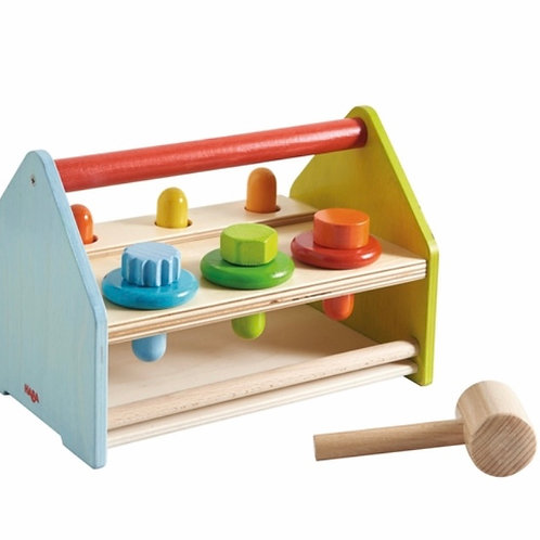 Haba Toolbox Hammer Bench