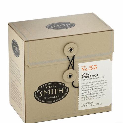 Lord Bergamot Earl Grey Black Tea by Smith Teamaker
