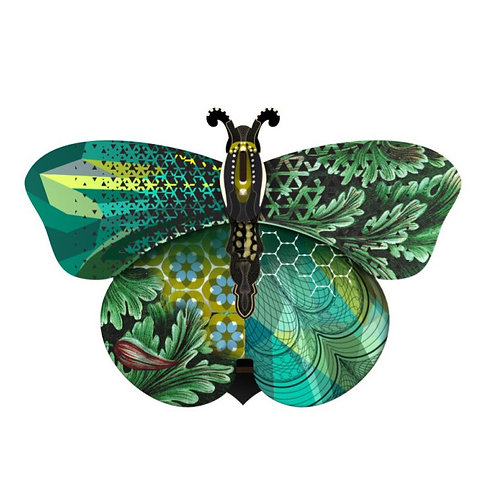Magda Butterfly Wall Art by Miho Unexpected Thing