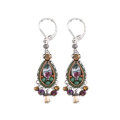 Magical Mystery Ariel Earrings by Ayala Bar C1421