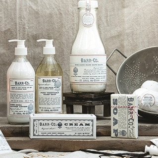 Barr Co. Bath Products