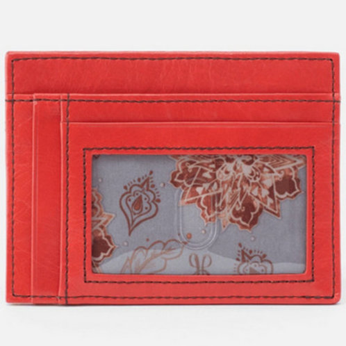 Brink Wallet in Rio Red by HOBO