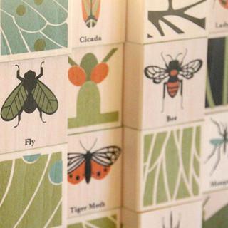 Bug Blocks by Uncle Goose