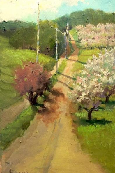 'Peninsula View' by Lori Feldpausch