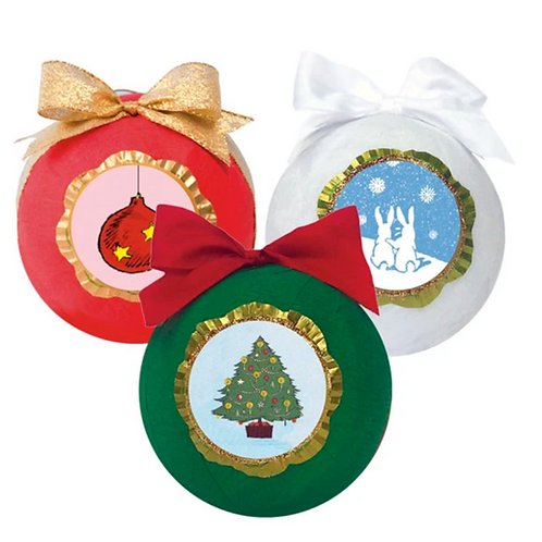 Deluxe Holiday Surprize Ball by TOPS Malibu