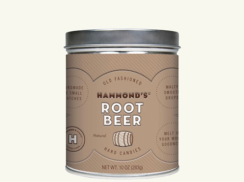 Natural Root Beer Drops by Hammond's Candies