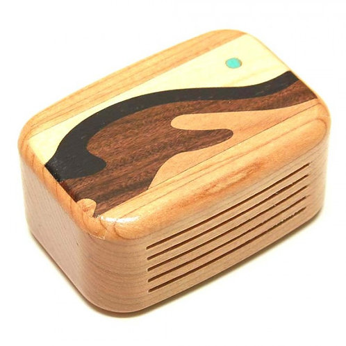 Wave Inlay Sachet Box by Heartwood Creations