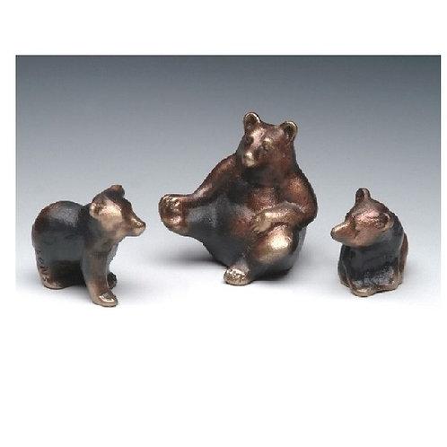 Bear Family by Scott Nelles