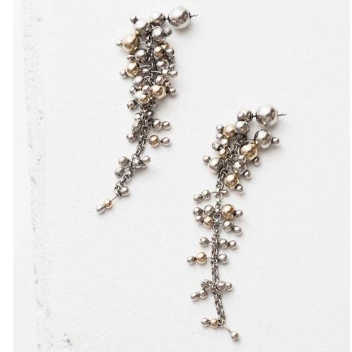 Cluster Earrings by Zuzko