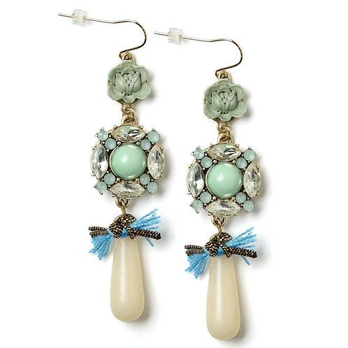 Klarissa Earrings by Elements Jill Schwartz