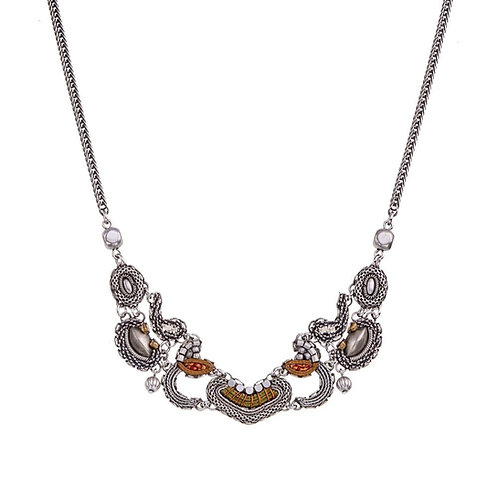 Ordeand Necklace N3249 - Indigo by Ayala Bar