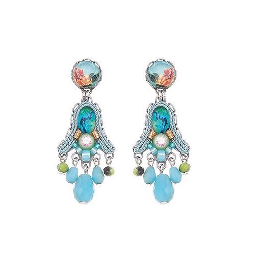 Clear Water Dolly Earrings by Ayala Bar C1289