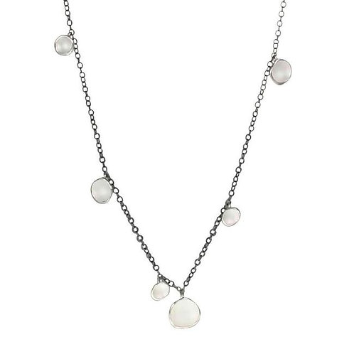 6-Pod Drop Necklace by Sarah Richardson