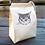 Thumbnail: Cat Lunch Bag by Little Lark